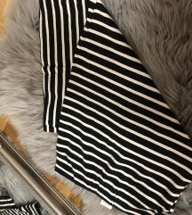 Pencil suknja na pruge