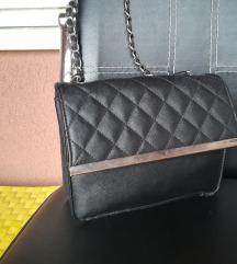 *SNIŽENO* Crna torbica
