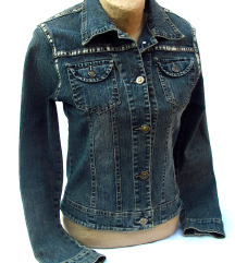 Max Blue Teksas jaknica