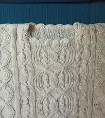 Ženski pleteni džemper