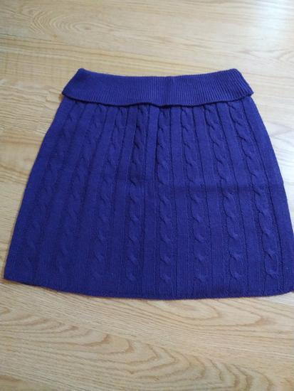Ljubičasta suknja