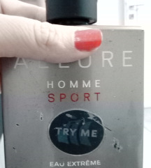CHANEL allure hommr sport