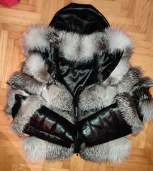 Nova bunda sa krznom snizenaa na 31.000