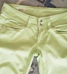 Tanje mint Pepe Jeans pantalone kao NOVO