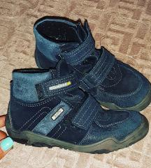 Kožne devcije cipelice