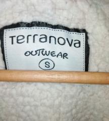 Terranova crna jakna
