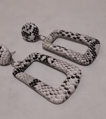 Mindjuse snake print crno-bele SADA 300