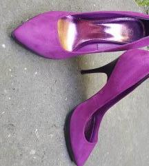 Cipele od prevrnute koze