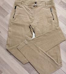 REZ - Benetton somotske pantalone - vel. S/M