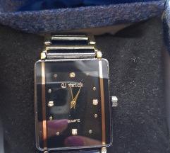 Crno zlatni sat