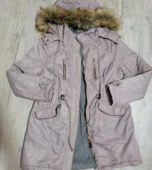 Amisu jakna 38 sa krznom