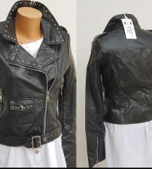 Ženska kratka jakna-Novo