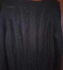 Kvalitetan H&M ženski džemper! Crni!