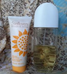 Elizabeth Arden Sunflowers set