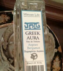GREEK AURA EGEJSKI BERGAMOT TOALETNA VODA