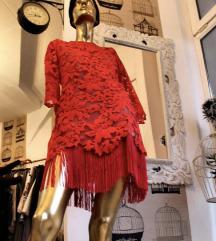 Unikatna dizajnerska haljina Natase Zupac