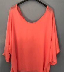 Leprsava majica, koralne boje, smao prodaja