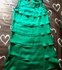 Mango zelena haljina 36