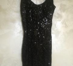 Novogodišnja cena-šljokičasta haljina