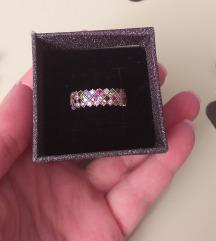 NOV prsten SREBRO