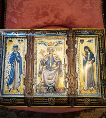Velika ukrasna kutija,Antique