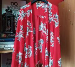 Letnji kimono-sako cvetni.