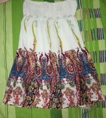 Boho suknja