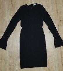 NOVO Zara knit haljina M