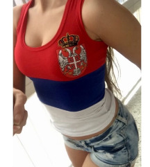 Srbija majica 🇷🇸 NOVO
