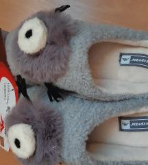 Sobne papuče - Nove - 39-25 cm