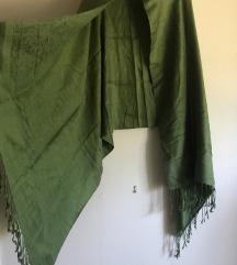 Velika marama 70% kašmir 30% svila
