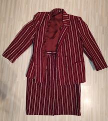 Komplet kostim/odelo - sako i suknja