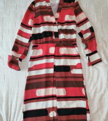 H&M elegantna duza haljina