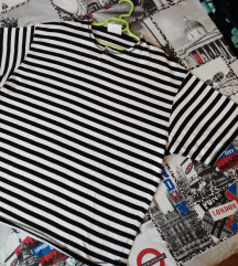 3XL majica sa prugama