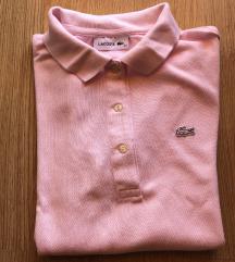 Lacoste roze majica polo sa kragnom