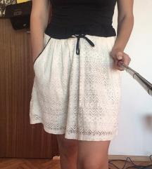 SNIZENO Bela suknja