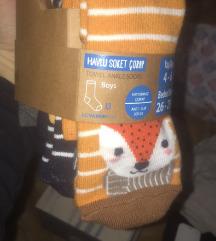 Nove čarape za decake x3