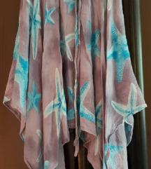 haljina tunika za plazu