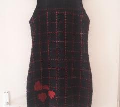 Desigual tweed haljnica