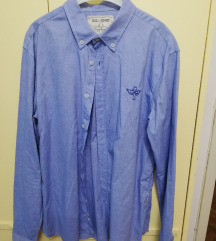 Muška plava košulja HOLY GHOST