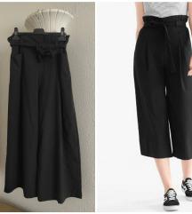 Kao nove crne C&A casual pantalone