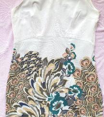 Sisley bela haljina  M