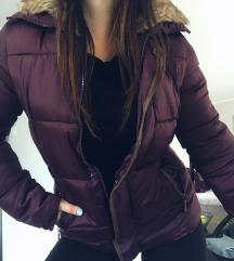 Zimska jakna sa krznom