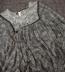 Leprsava oversized HM haljina od sifona