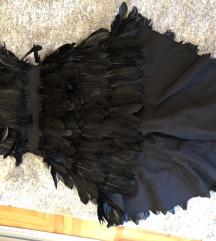 Alme Couture original haljina od perja