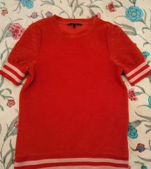 Vintage šljokičasta bluza