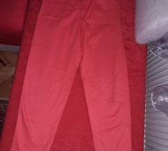 Crvene pantalone od kepera