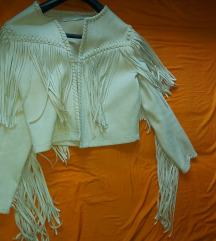 Zara jakna sa resama
