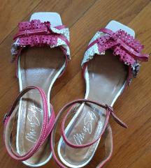 Miss Sixty šarene kožne sandale