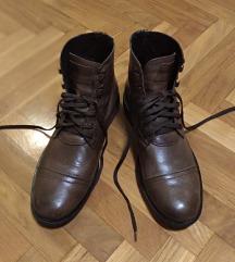 QUIKSILVER braon poluduboke cipele 45